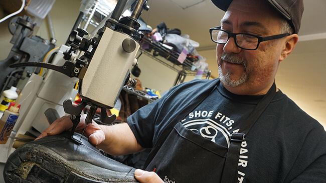 Clarke's Shoe Repair