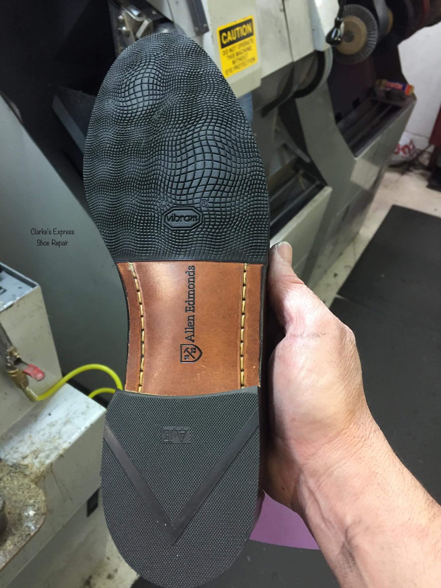 Clark Shoes Repair Service
